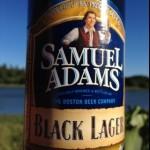 3,5 Samuel Adams Black Lager