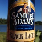 3,5 Samuel Adams Black Lager