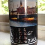 3,5 Sigtuna Brygghus, East Coast Pale Ale