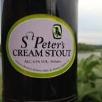 3,5 St Peters Brewery, Cream Stout