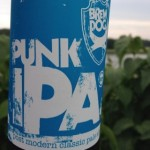 4 Brew Dog, Punk IPA