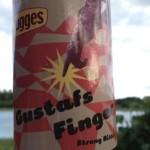 4 Dugges, Gustafs Finger
