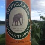 4 Oppigårds Bryggeri, Indian Tribute