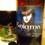 Belgoklubben, höst 2014, Enigma Stout De Hopjutters