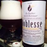 Belgoklubben, höst 2014, Noblesse Extra-Ordinaire Brouwerij De Dochter van de Korenaar