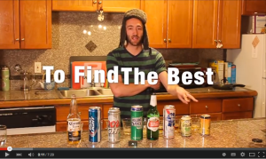 To find the best beer