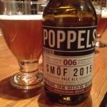 1. Poppels SMÖF 2015 Pale Ale