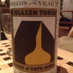 3. Brouwerij de Glazen Toren Saison D'Erpe-Mere